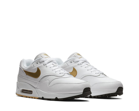 Nike Air Max 90/1 White Gold