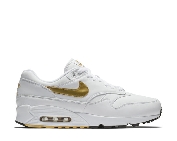 another chance 73d14 69e7f ... hot nike air max 90 1 white gold aj7695 102 noirfonce a2409 cb15f