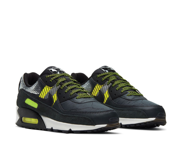 Buy Nike Air Max 90 3M Anthracite CZ2975-002 - NOIRFONCE