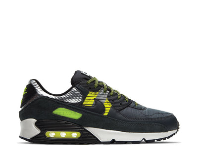Nike Air Max 90 3M Anthracite / Anthracite - Volt - Black CZ2975-002