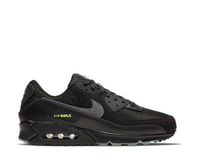 Nike Air Max 90 Black / Limelight - Smoke Grey DC3892-001