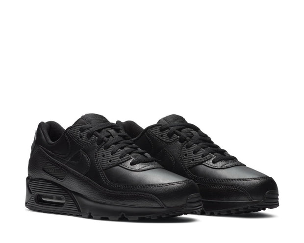 Buy the Nike Air Max 90 LTR Black CZ5594-001 - NOIRFONCE
