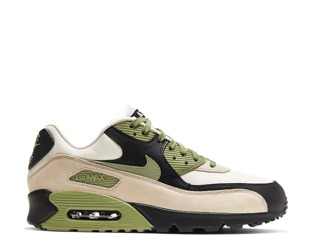 Nike Air Max 90 NRG Escape Light Cream / Alligator - Pale Ivory - Black CI5646-200