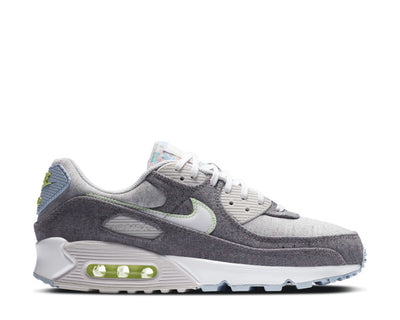Nike Air Max 90 NRG Vast Grey / White - Barely Volt CK6467-001