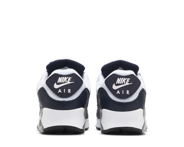 Nike Air Max 90 White / White - Particle Grey - Obsidian CT4352-100