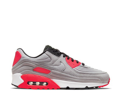 Nike Air Max 90 QS Night Silver / Night Silver - Bright Crimson CZ7656-001
