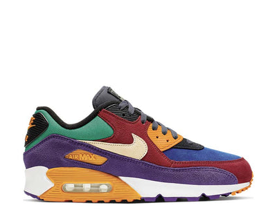 Nike Air Max 90 QS University Red / Pale Vanilla - Hyper Grape CD0917-600