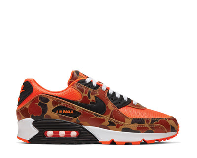 Nike Air Max 90 SP Total Orange / Black CW4039-800