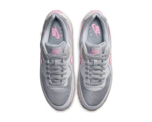 Nike Air Max 90 Vast Grey / Pink - Wolf Grey - String CW7483-001