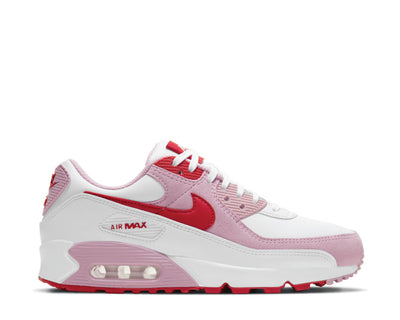 Nike Air Max 90 W QS White / University Red - Tulip Pink - White DD8029-100