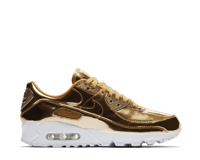 Nike Air Max 90 W SP Metallic Gold / Metallic Gold - Club Gold CQ6639-700