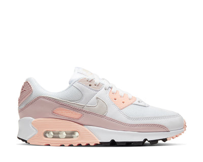 Nike Air Max 90 White / Platinum Tint - Barely Rose CT1030-101