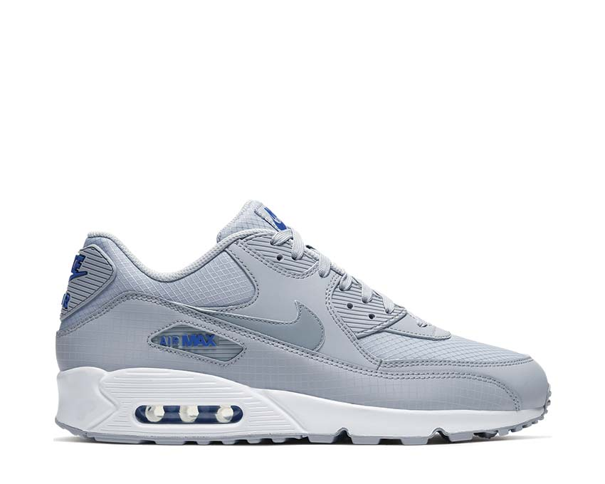 nike air max blue and white grey