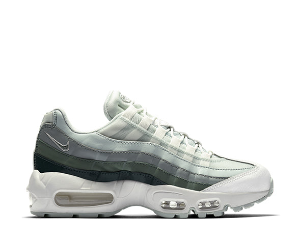 007e467f7c966c Nike Air Max 95 Grey Green