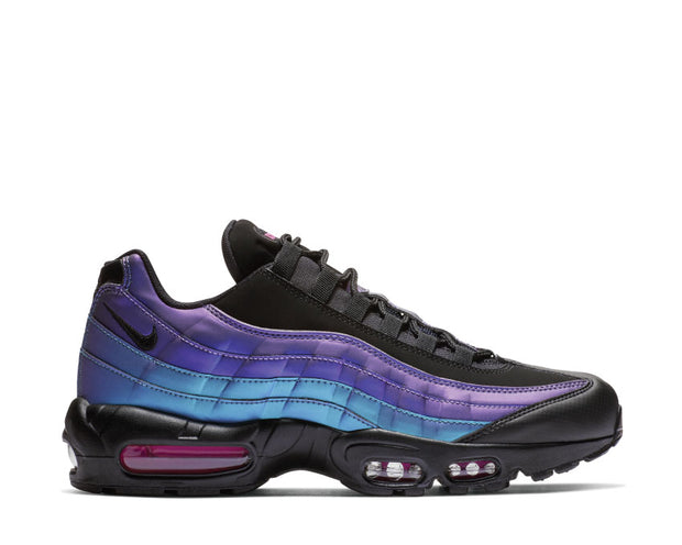 Nike Air Max 95 Black Laser Fuchsia 538416 021