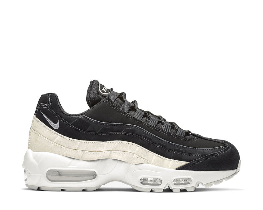 Nike Air Max 95 W Black Spruce Aura Summit White 807443 017
