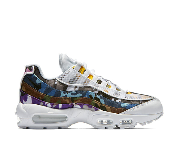 Nike Air Max 95 ERDL Party BiancheMulticolor | AR4473 100