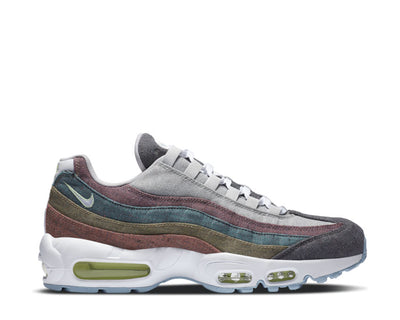 Nike Air Max 95 NRG Vast Grey / White - Barely Volt CK6478-001