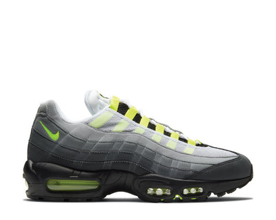 Nike Air Max 95 OG Black / Neon Yellow - LT Graphite CT1689-001