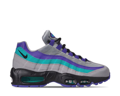 Nike Air Max 95 OG Wolf Grey Black Indigo Burst Hyper Jade AT2865-001