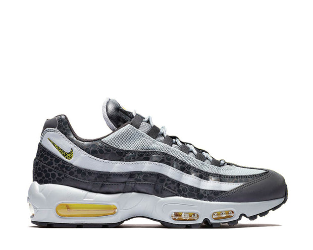 Nike Air Max 95 SE Reflective Off Noir Amarillo Wolf Grey BQ6523-001