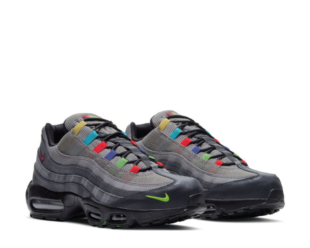 Buy Nike Air Max 95 SE CW6575-001 - NOIRFONCE