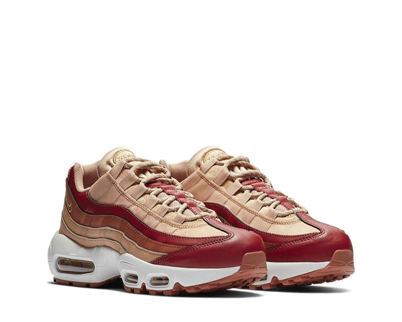 brand new 4ed37 220ea Nike Air Max 95 Team Crimson