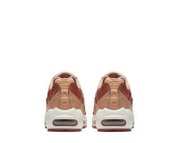 Nike Air Max 95 Team Crimson Dusty Peach Rose Gold 307960-607