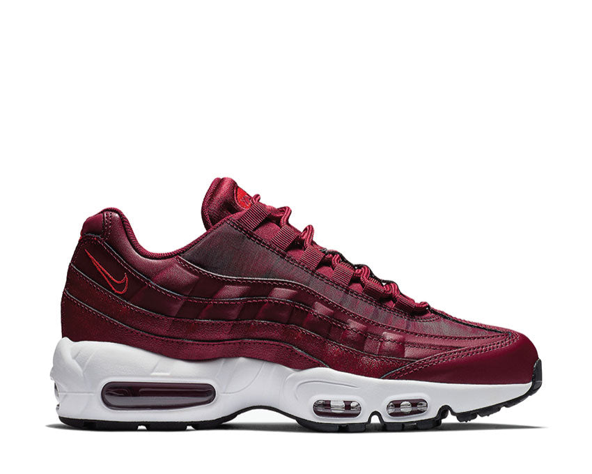 Nike Air Max 95 Team Red Black 307960-605