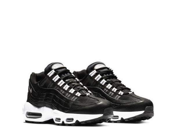 Nike Air Max 95 Black 307960 020 - Buy Online - NOIRFONCE a52552f8f6b38