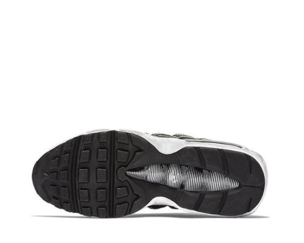 Nike Air Max 95 Black Reflect Silver Black White 307960 020