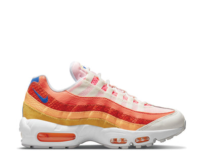 Nike Air Max 95 W Campfire Orange / Racer Blue - Sail DJ6906-800