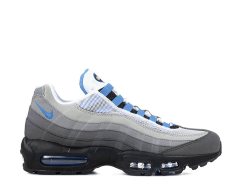 size 40 b4528 61c1e Nike Air Max 95  99 Crystal Blue