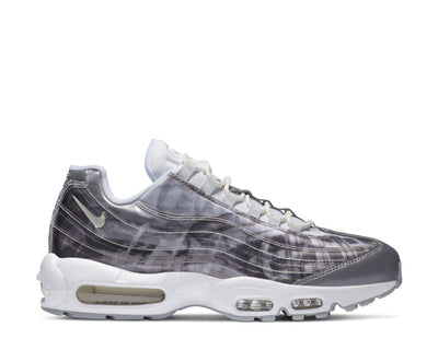 Nike Air Max 95 White / Sail - Pure Platinum - Smoke Grey DA4301-100
