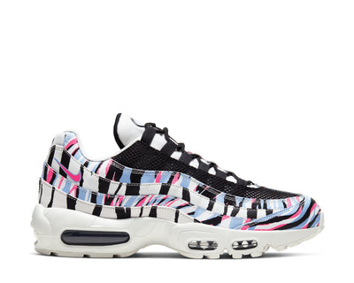 Nike Air Max 95 CTRY Summit White / Black - Royal Tint - Racer Pink CW2359-100