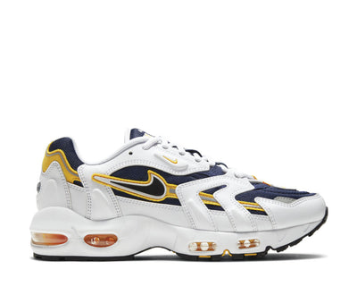 Nike Air Max 96 II White / Black - Midnight Navy CZ1921-100