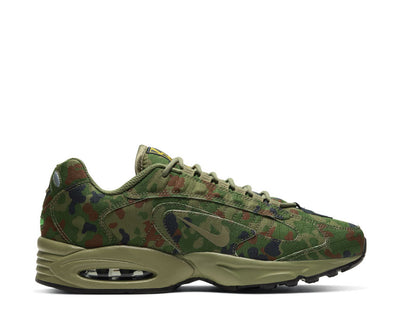 Nike Air Max 96 SP Safari / Thermal Green - LT Chocolate - Black CT5543-300