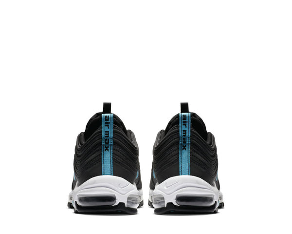 9c379d14ea5a3 Nike Air Max 97 Black Blue Fury BV1985 001 - Buy Online - NOIRFONCE