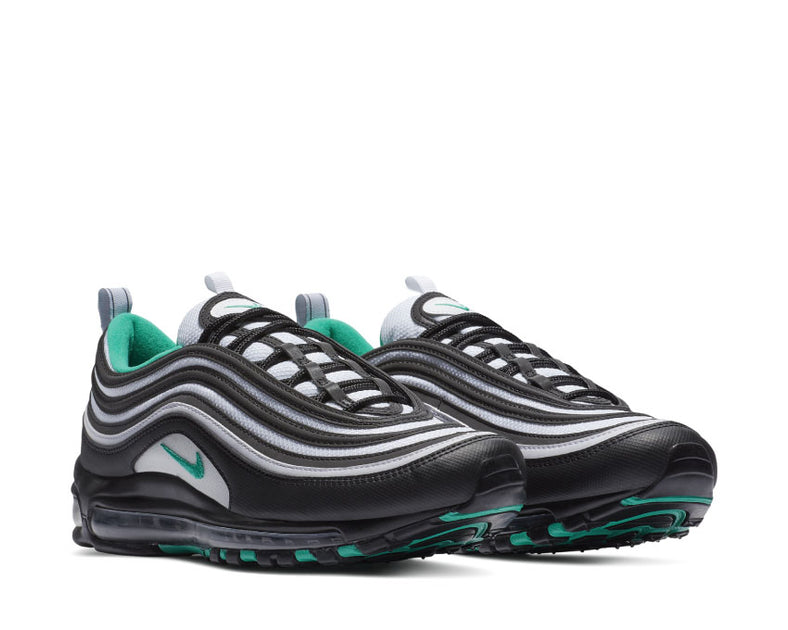 Nike Air Max 97 BLACKCLEAR EMERALD WHITE (921826 013)