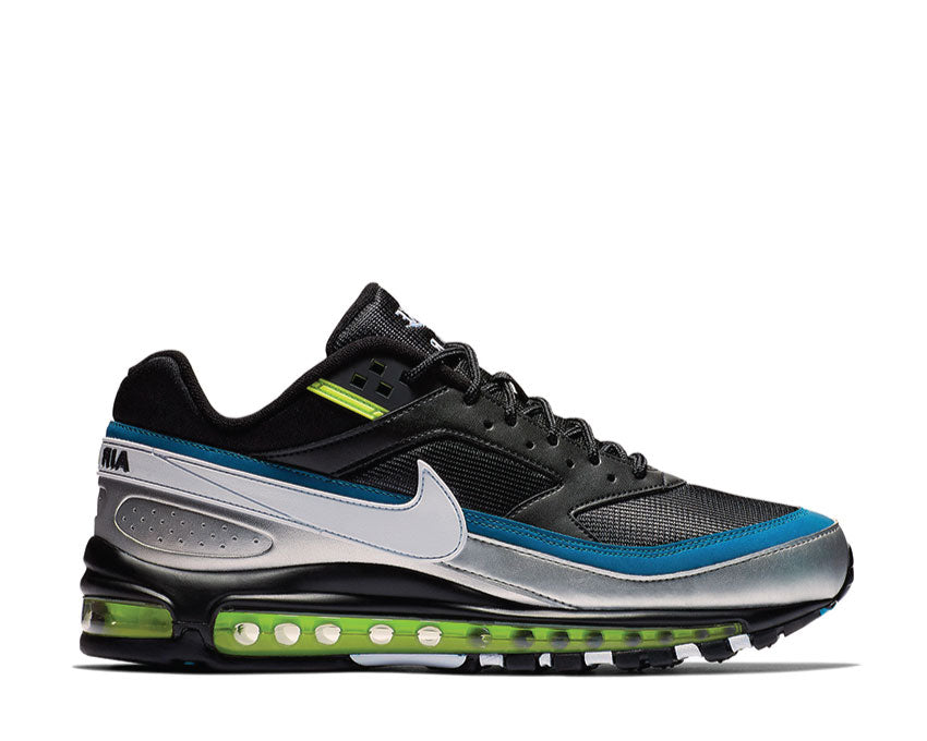 uk availability f3633 0ced2 ... buy nike air max 97 bw neon 416e1 7f877