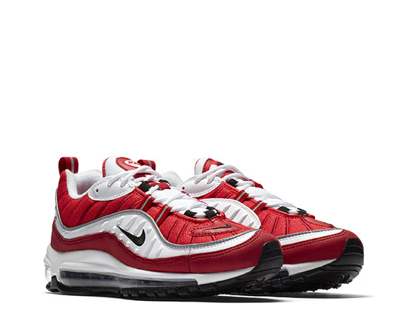 finest selection 7efa7 04fce Nike Air Max 98 Gym Red Wmn's