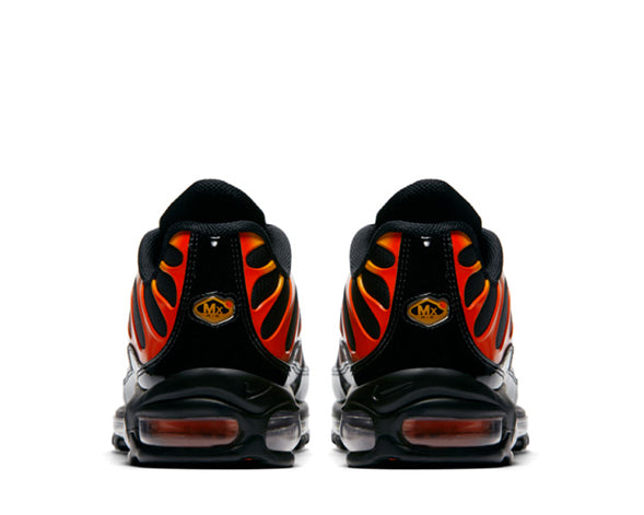 Nike Air Max 97 / Plus Black Shock Orange AH8144-002