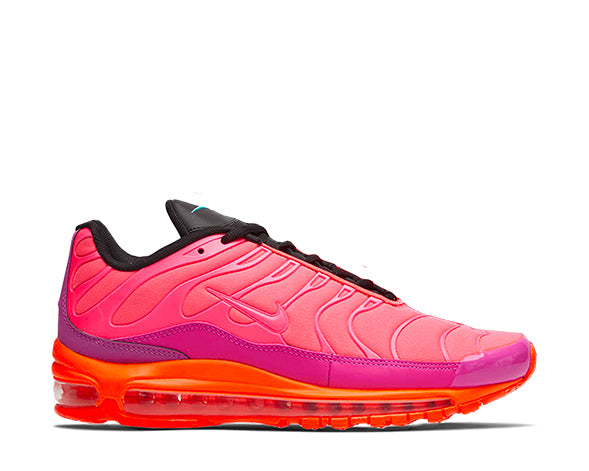 64e13b06 Nike Air Max 97 / Plus Racer Pink AH8144-600 - NOIRFONCE