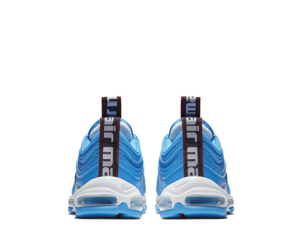 d4df727d4cc0e ... Nike Air Max 97 Premium Blue Hero White Black Varsity Red 312834-401 ...