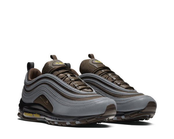best cheap 7a2a8 764a3 ... Nike Air Max 97 Premium Cool Grey Baroque Brown University Gold  AV7025-001 ...