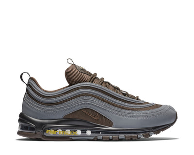 Nike Air Max 97 Premium Cool Grey Baroque Brown University Gold AV7025-001