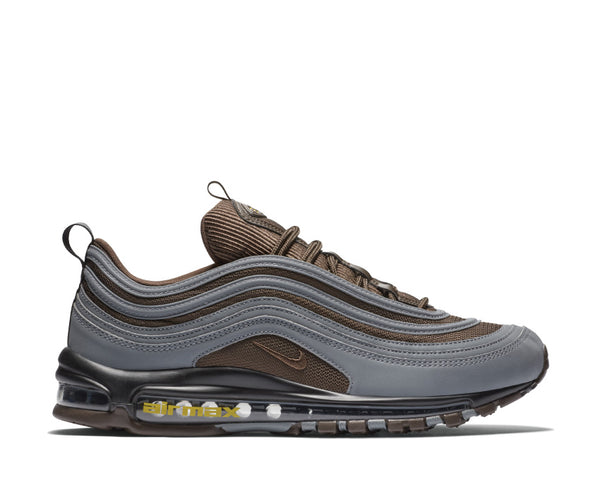 The Nike Air Max 97 Pairs Cool Grey And Baroque Brown For
