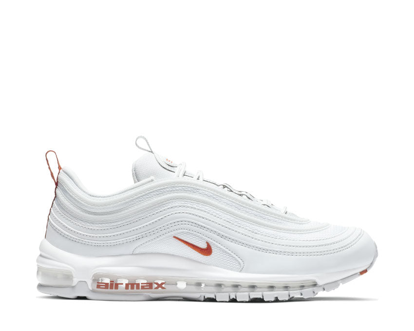 Nike Air Max 97 Pure Platinum Team Orange White BV1985-002
