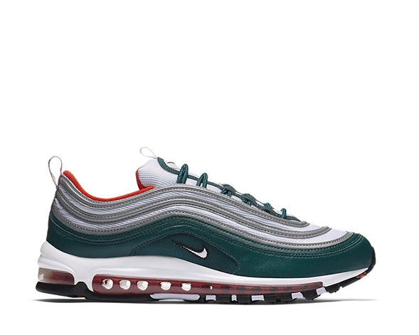 "Nike Air Max 97 Rainforest ""Miami Hurricanes"" 921826-300"