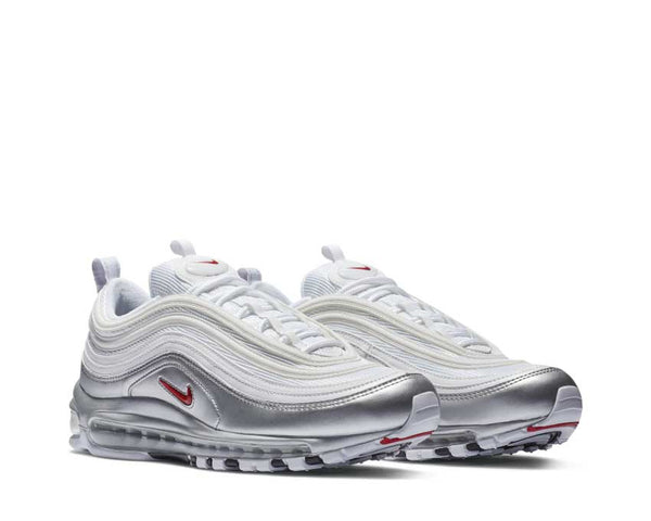 best service ba549 23a41 Nike Air Max 97 QS White Metallic Silver AT5458-100 - Buy Online - NOIRFONCE